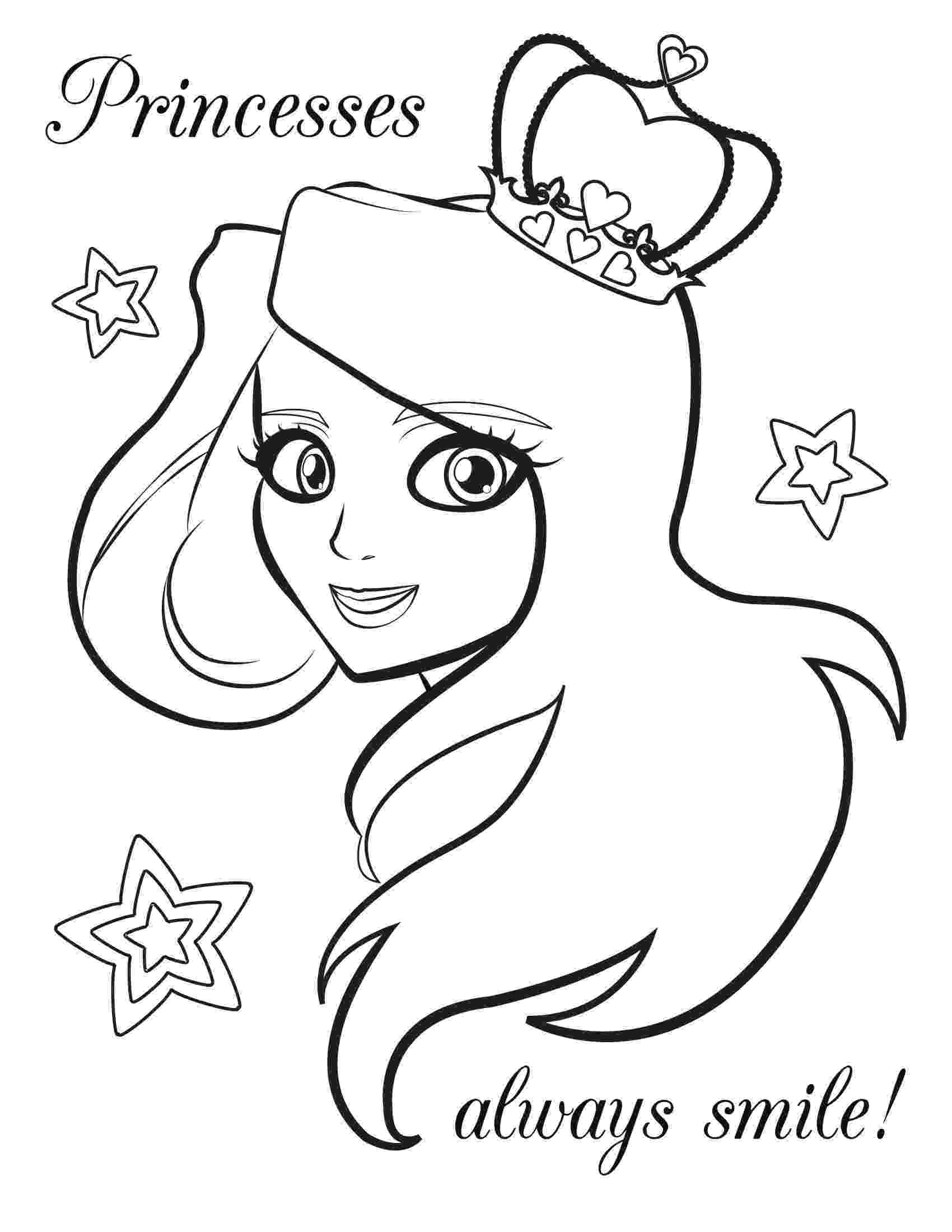 coloring pages for girls princess 2014 free coloring pages of princess to print for girls girls pages coloring for princess