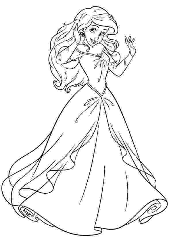 coloring pages for girls princess cidyjufun coloring pages for girls printable pages coloring princess for girls