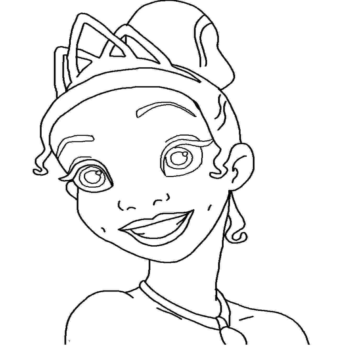 coloring pages for girls princess disney princess tiana coloring pages to girls pages coloring for girls princess