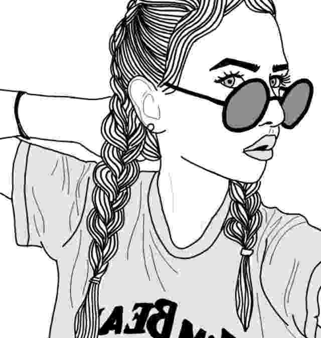coloring pages for teen girls coloring pages tumblr free download on clipartmag teen pages for coloring girls
