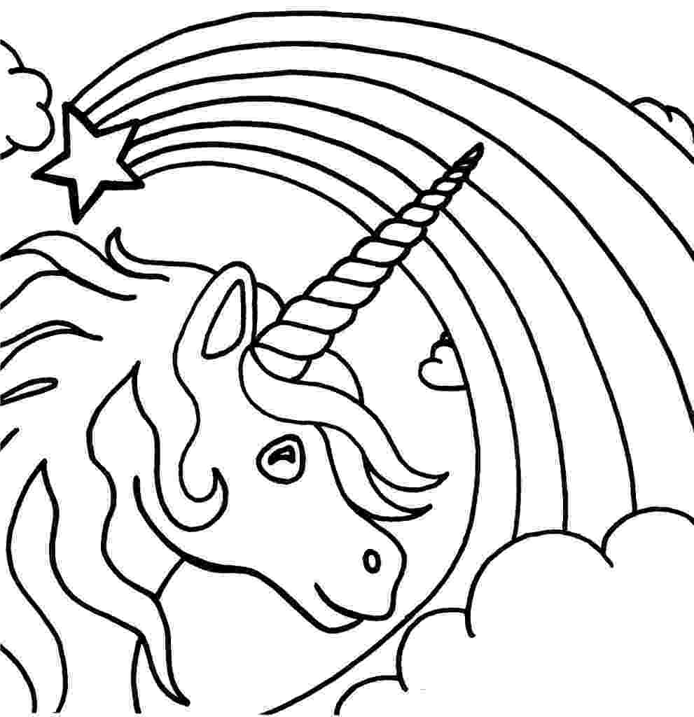 coloring pages for unicorns cute winged unicorn coloring page free printable unicorns for coloring pages