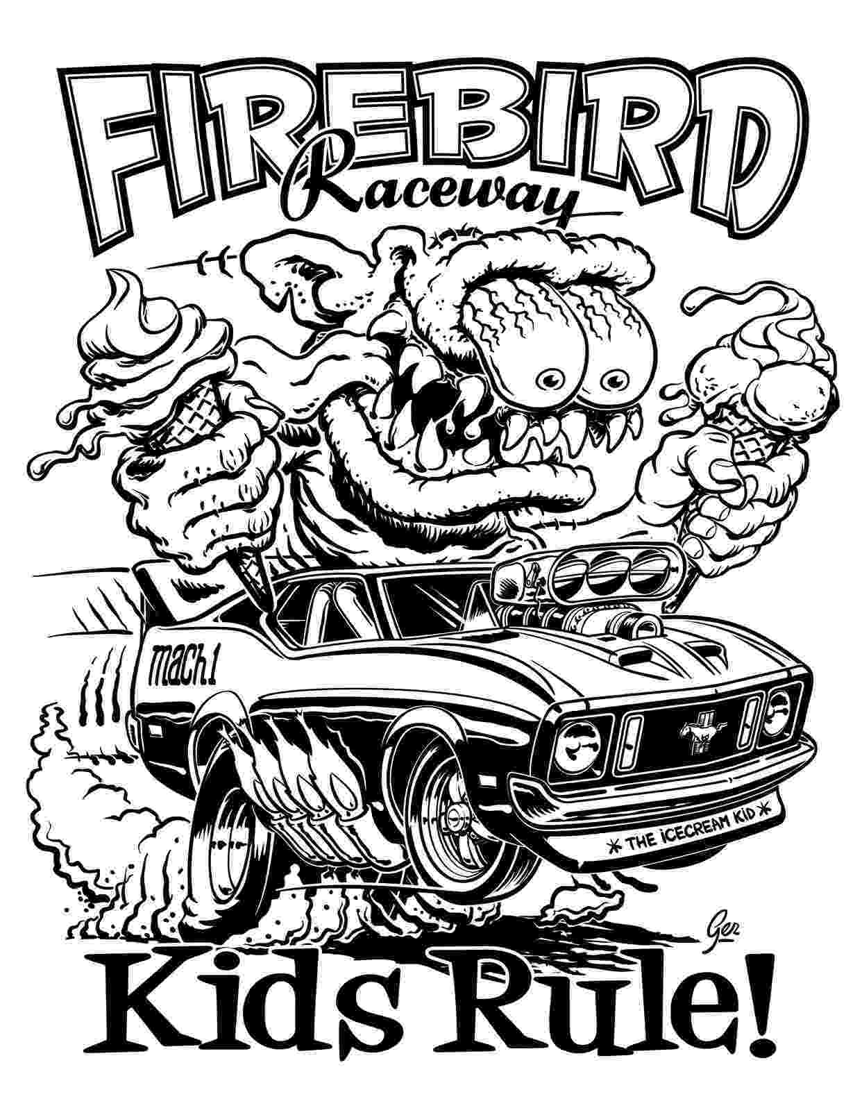 coloring pages hot rod cars 1000 images about classic car coloring pages get the pages cars rod coloring hot