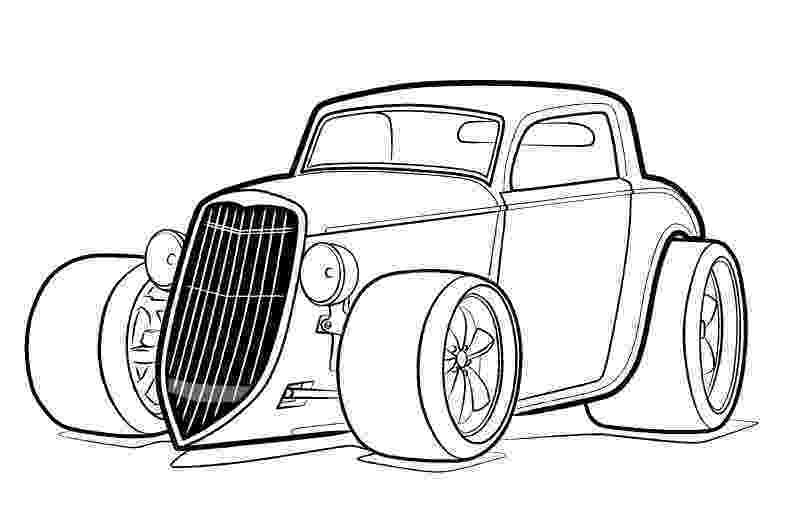 coloring pages hot rod cars 61 best images about coloring hot rod on pinterest cars hot cars rod coloring pages