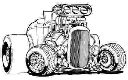 coloring pages hot rod cars 61 best images about coloring hot rod on pinterest cars rod coloring pages hot cars