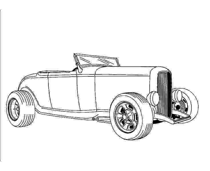 coloring pages hot rod cars 7 best classic car coloring pages get the kiddos started rod hot coloring cars pages