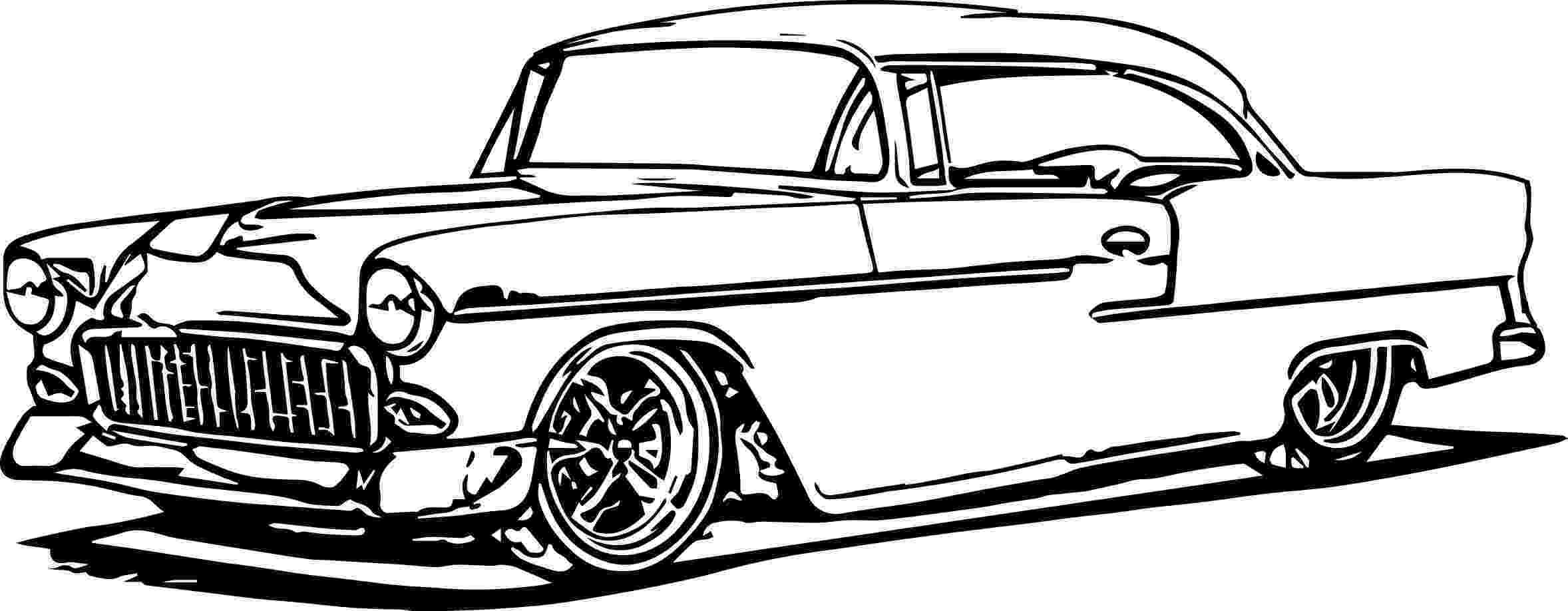coloring pages hot rod cars classic hot rod car coloring page printable rod hot coloring cars pages