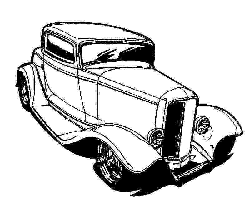 coloring pages hot rod cars hot rod car coloring pages at getcoloringscom free hot rod cars pages coloring