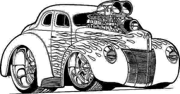 coloring pages hot rod cars hot rod cars coloring pages kids play color hot cars rod pages coloring