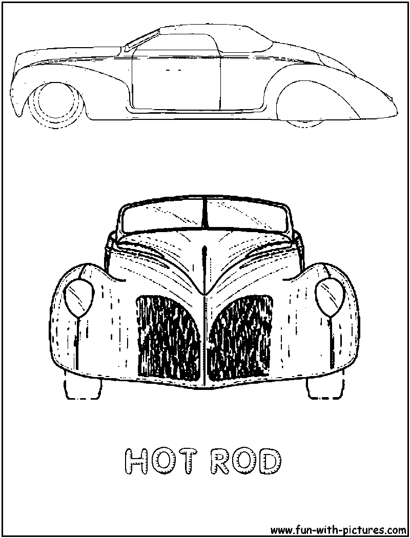 coloring pages hot rod cars hot rod coloring page free printable coloring pages pages coloring cars hot rod
