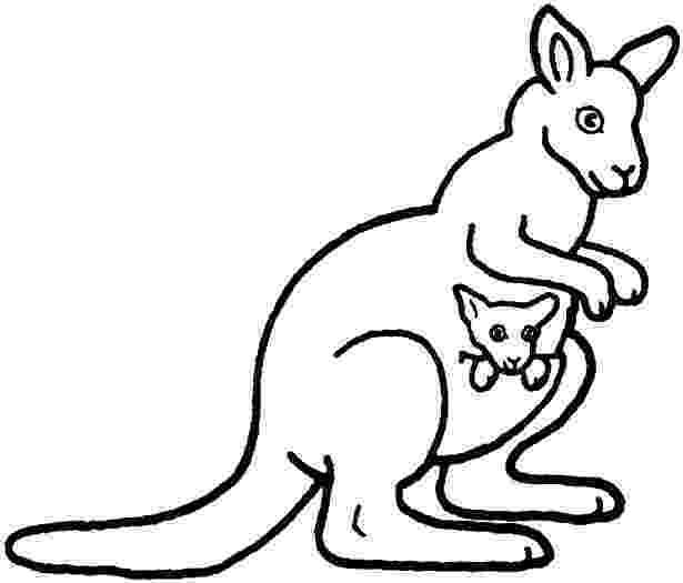 coloring pages kangaroo printable kangaroo coloring pages for kids cool2bkids coloring pages kangaroo
