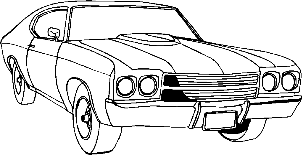 coloring pages muscle cars muscle car coloring pages to download and print for free pages coloring muscle cars