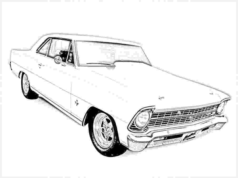 coloring pages muscle cars muscle car coloring pages to download and print for free pages muscle coloring cars