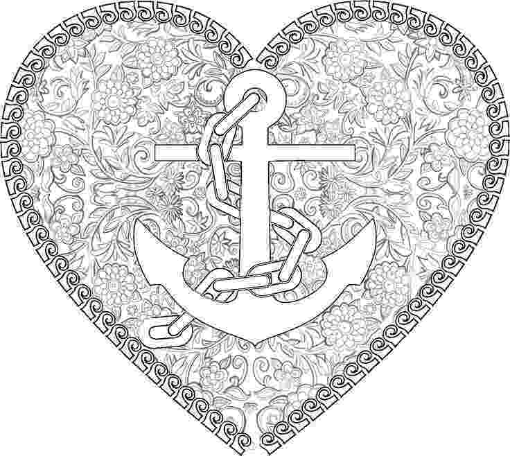 coloring pages of anchors anchor coloring pages getcoloringpagescom pages of anchors coloring