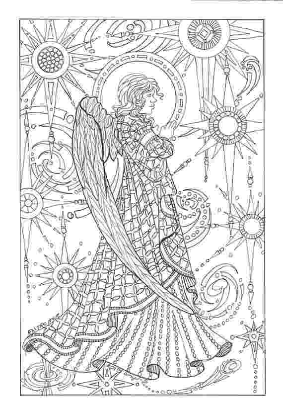 coloring pages of angels angel coloring sheet adult coloring sheet by of angels pages coloring