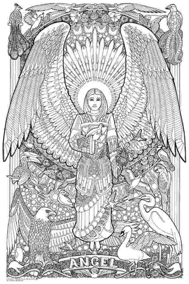 coloring pages of angels beautiful angel coloring page coloring pages pinterest of pages angels coloring