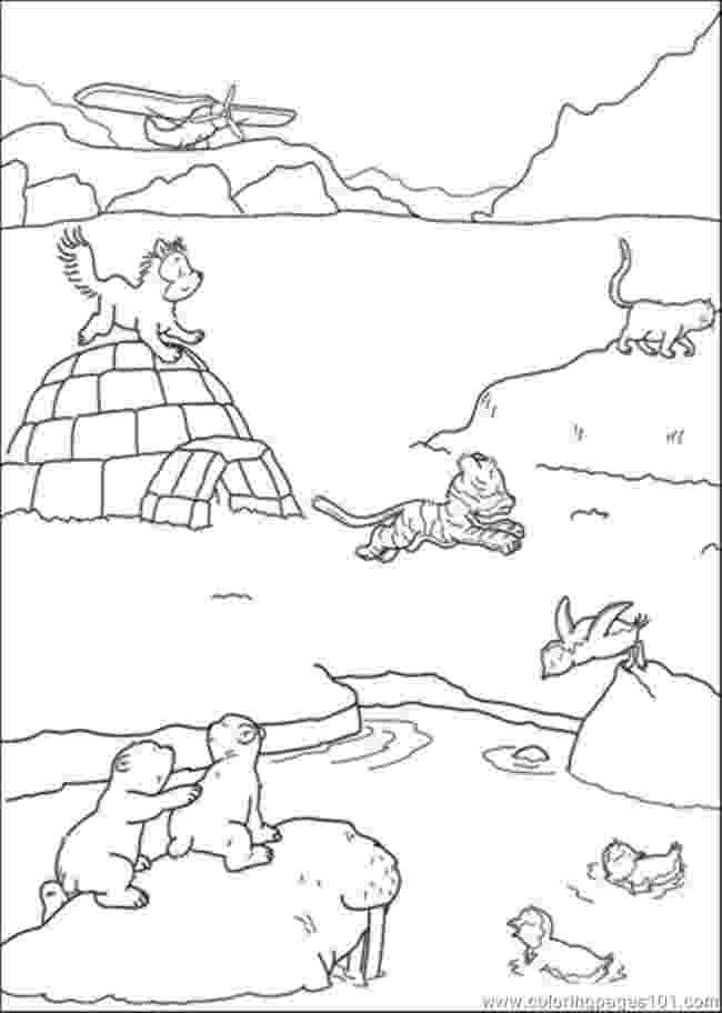 coloring pages of animals in their habitats forest coloring pages to download and print for free habitats animals of in pages their coloring