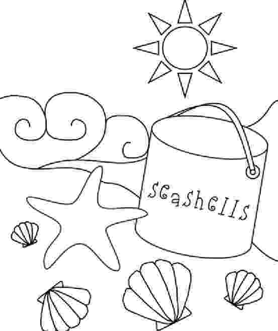 coloring pages of beach scenes beach umbrella coloring page scenes beach coloring pages of