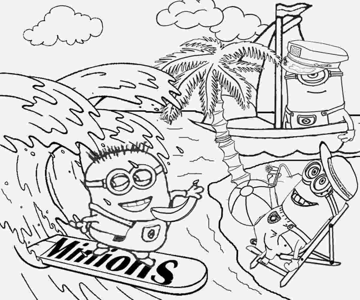 coloring pages of beach scenes colouring in pages books sheets for kids printable scenes beach pages of coloring