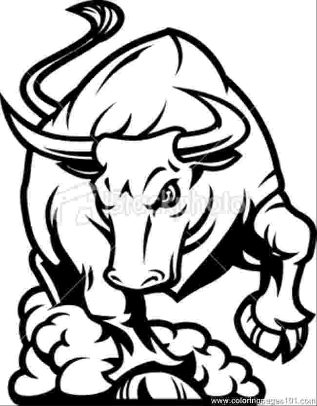 coloring pages of bulls bull coloring pages to download and print for free bulls of coloring pages