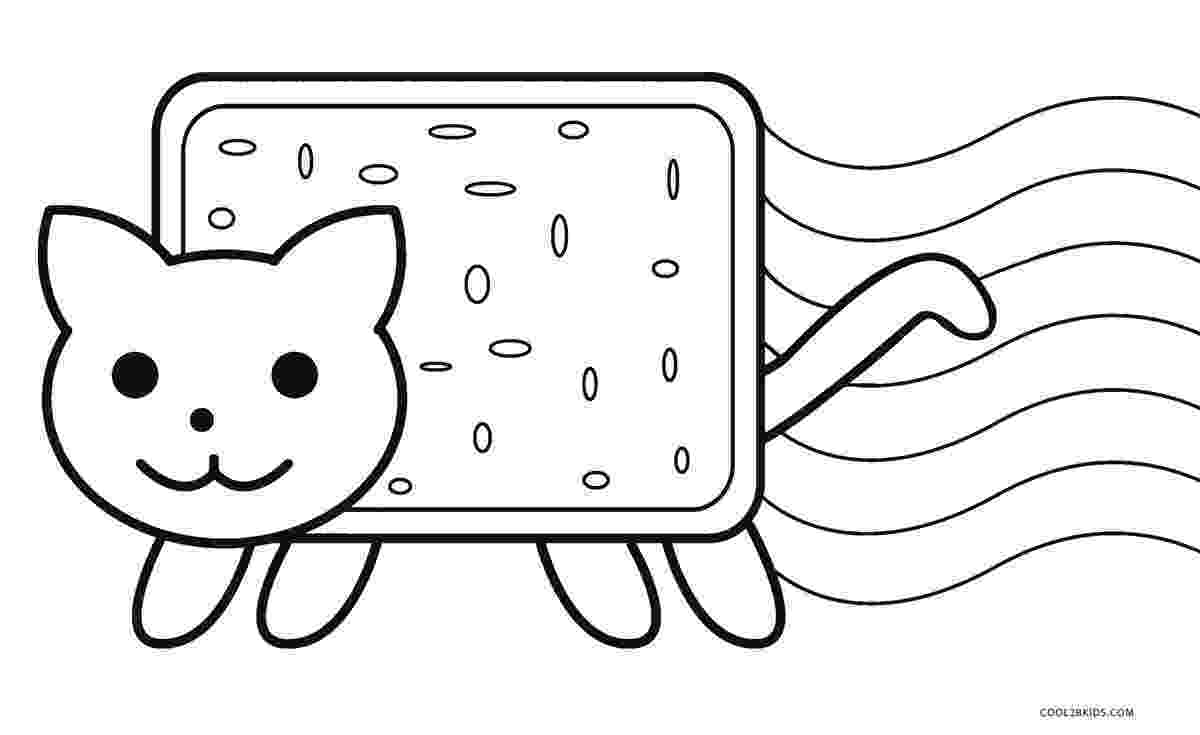 coloring pages of cats kitten meowing coloring page free printable coloring pages coloring of cats pages