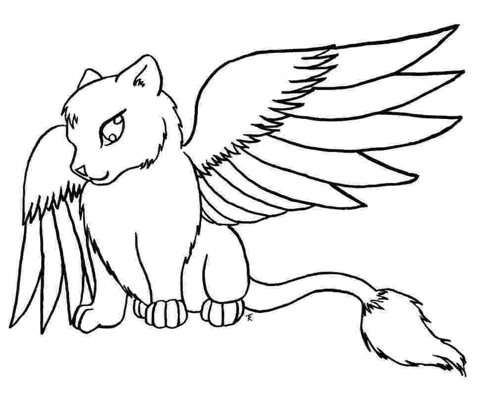 coloring pages of cats navishta sketch sweet cute angle cats coloring of pages cats