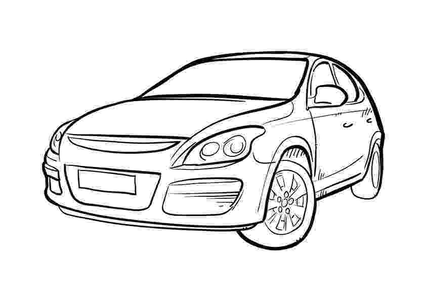 coloring pages of cool cars kids car drawing at getdrawings free download pages coloring cars of cool