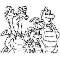coloring pages of dragon tales dragon tales cartoon quotes quotesgram pages dragon coloring of tales