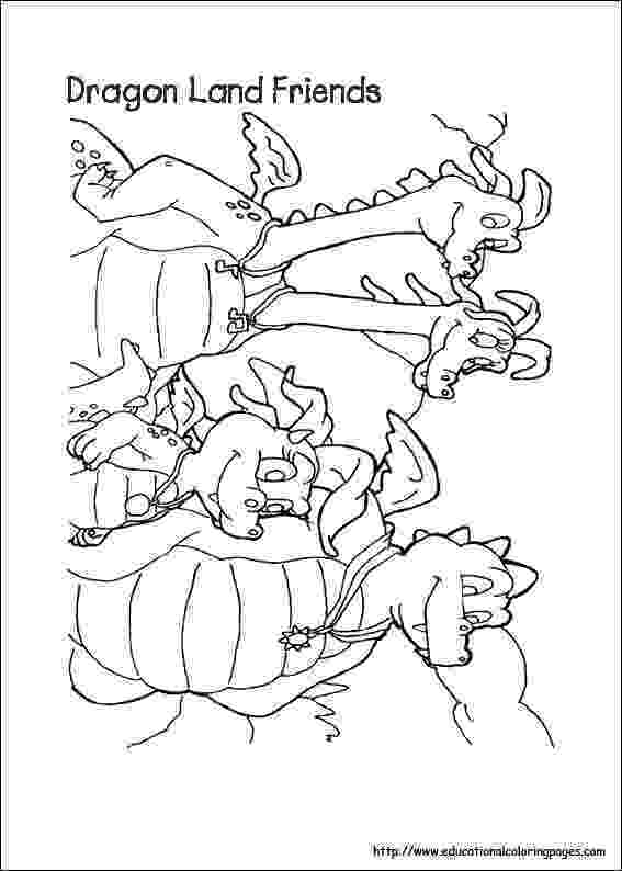coloring pages of dragon tales dragon tales coloring pages coloringpagesabccom tales coloring dragon of pages