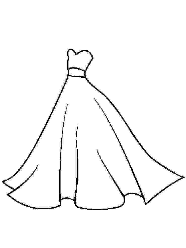 coloring pages of dresses beautiful dress coloring pages and pictures for adults and of coloring dresses pages