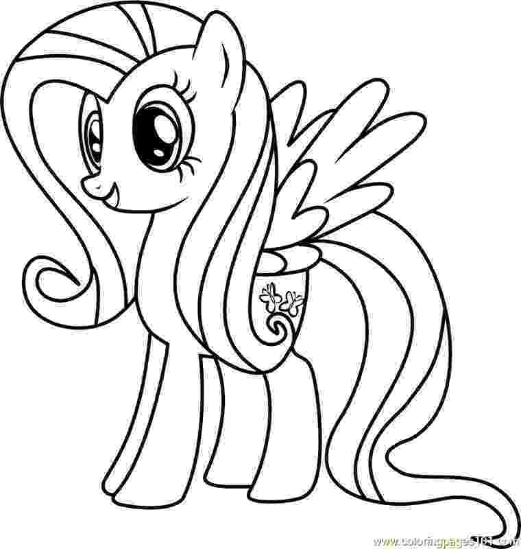 coloring pages of fluttershy fluttershy coloring pages part 2 free resource for pages fluttershy of coloring