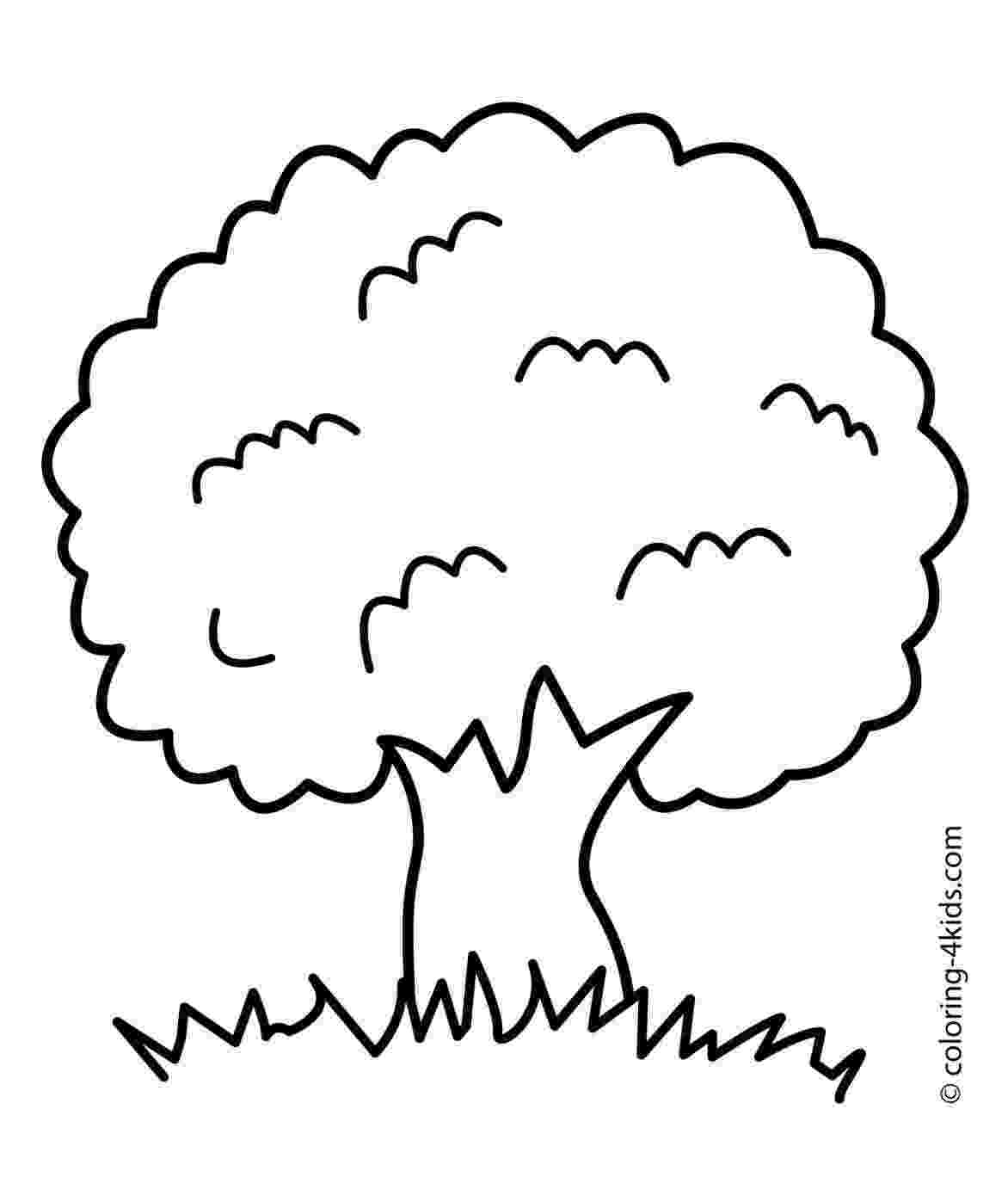 coloring pages of fruit trees fruit trees coloring sheet pages coloring fruit trees of