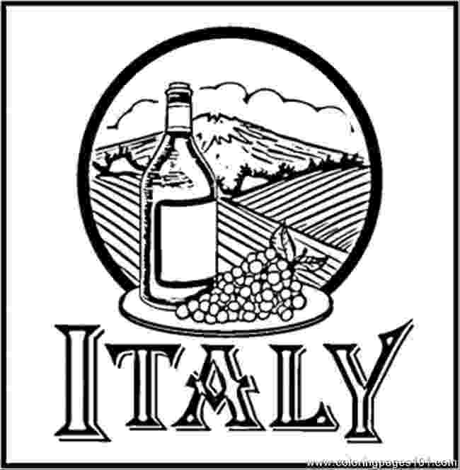 coloring pages of italy italy coloring page crayolacom of coloring italy pages