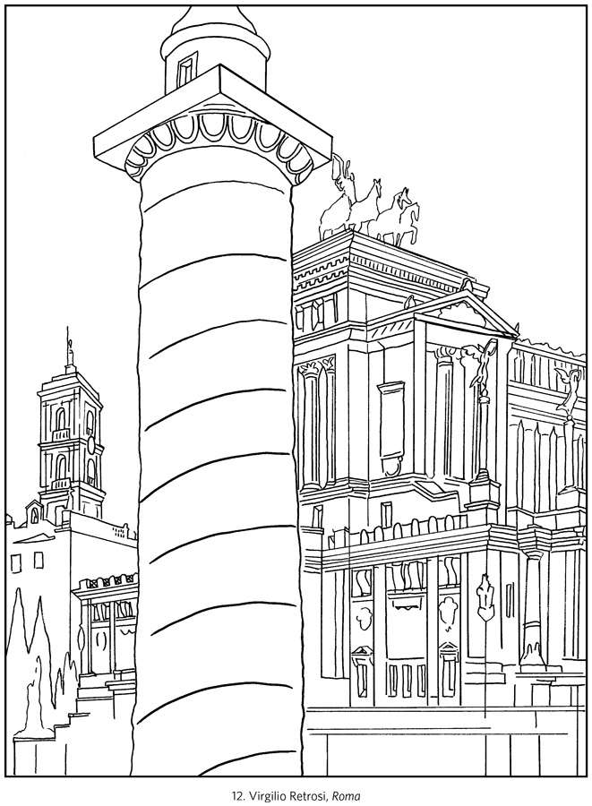coloring pages of italy italy printable adult coloring page from favoreads of italy pages coloring