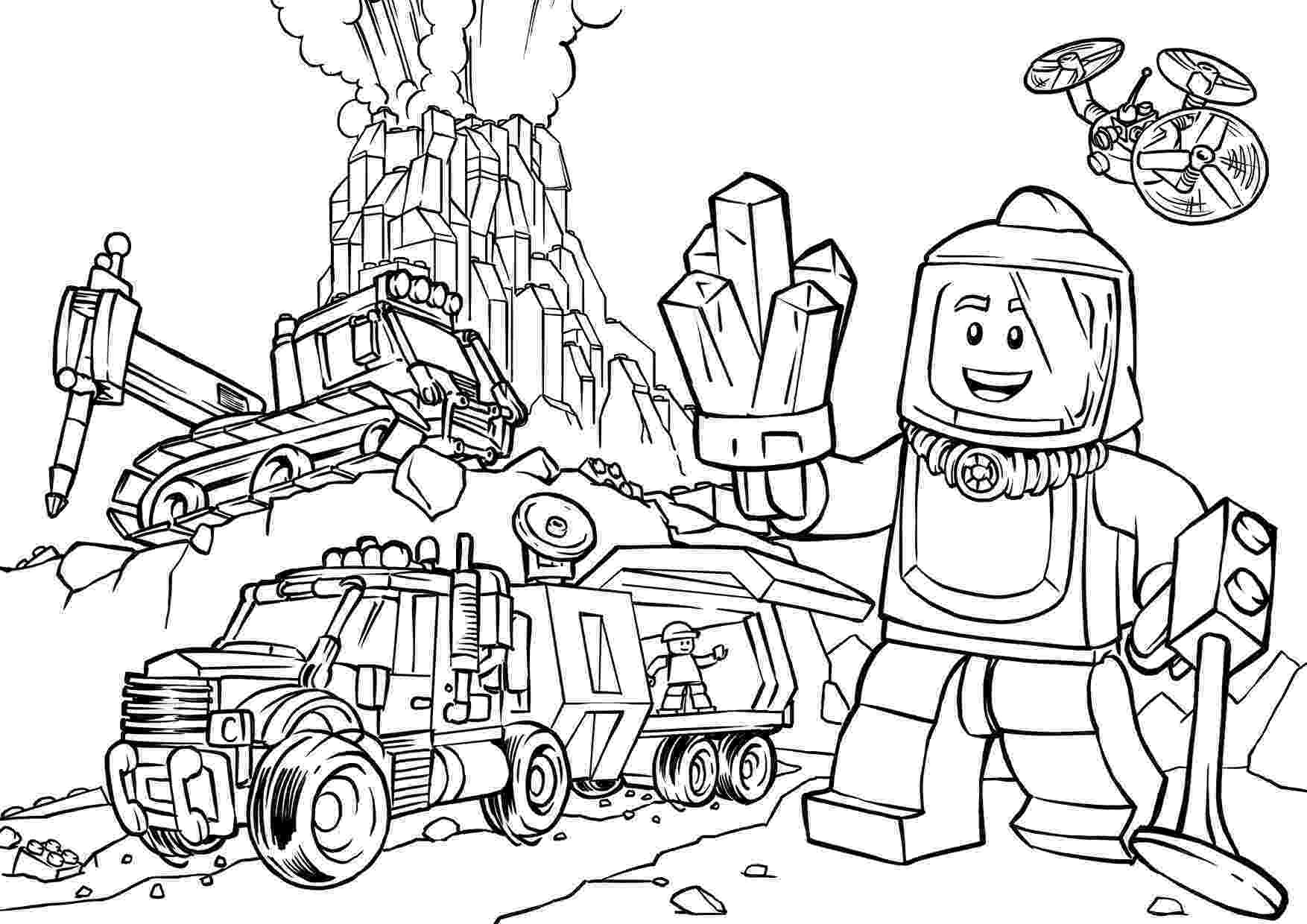 coloring pages of legos lego star wars coloring pages to download and print for free pages legos of coloring