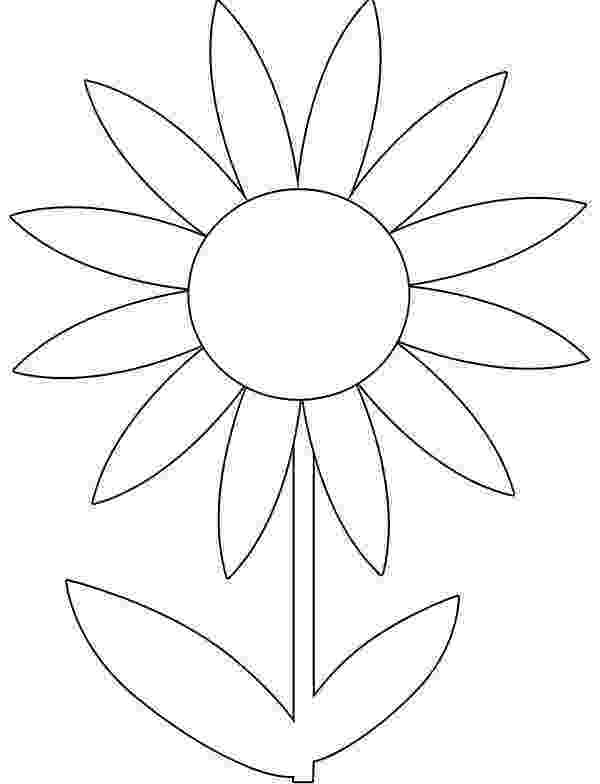 coloring pages of spring flowers season and weather coloring pages momjunction coloring pages spring of flowers