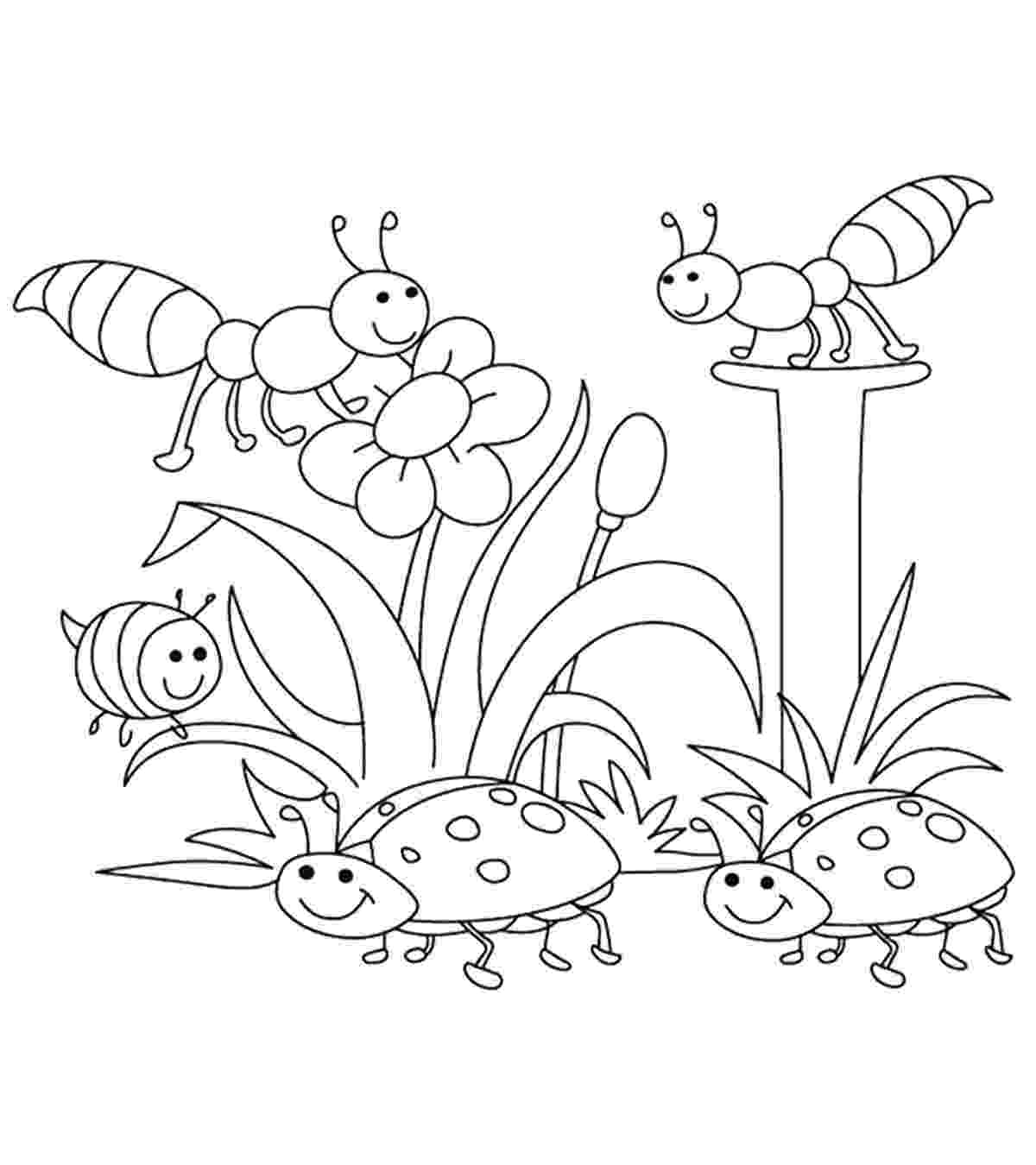 coloring pages of spring flowers spring flowers coloring page free printable coloring pages coloring pages flowers spring of