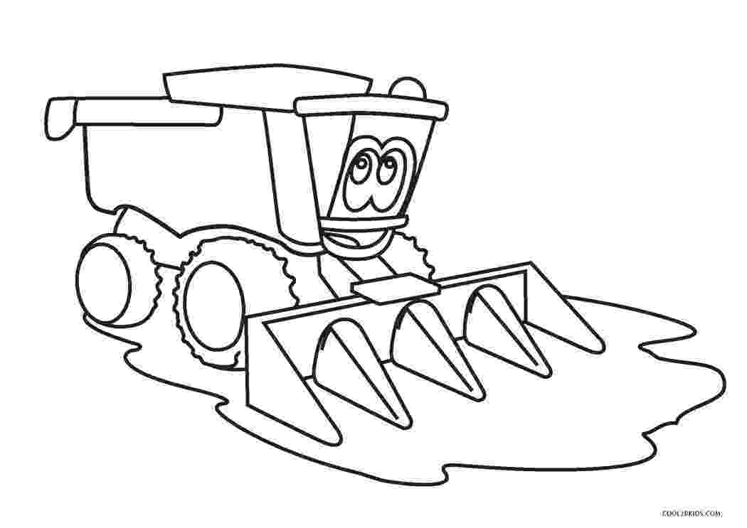 coloring pages of tractors free printable tractor coloring pages for kids cool2bkids coloring tractors pages of