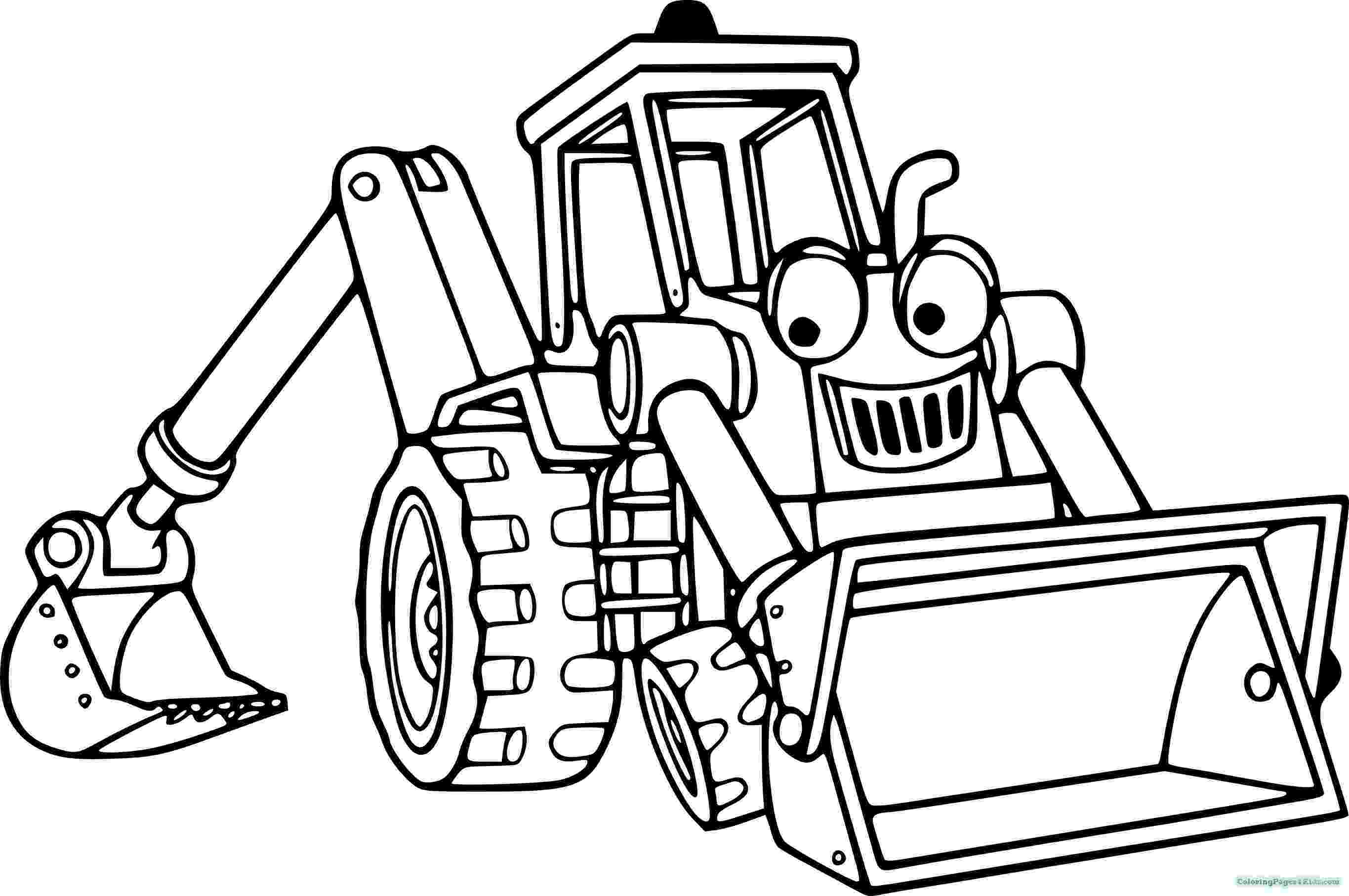 coloring pages of tractors johnny tractor free coloring pages coloring pages for kids of pages tractors coloring