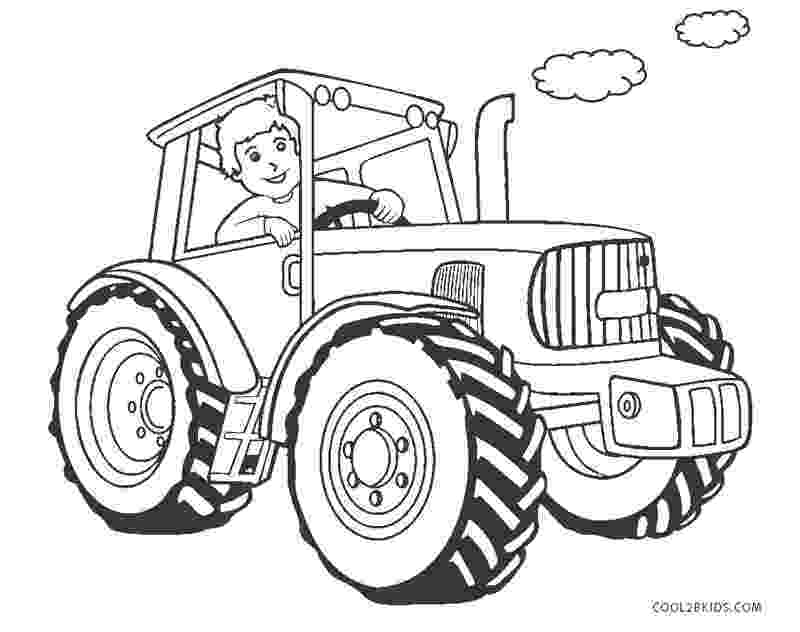 coloring pages of tractors tractor coloring pages coloring pages to print pages coloring of tractors