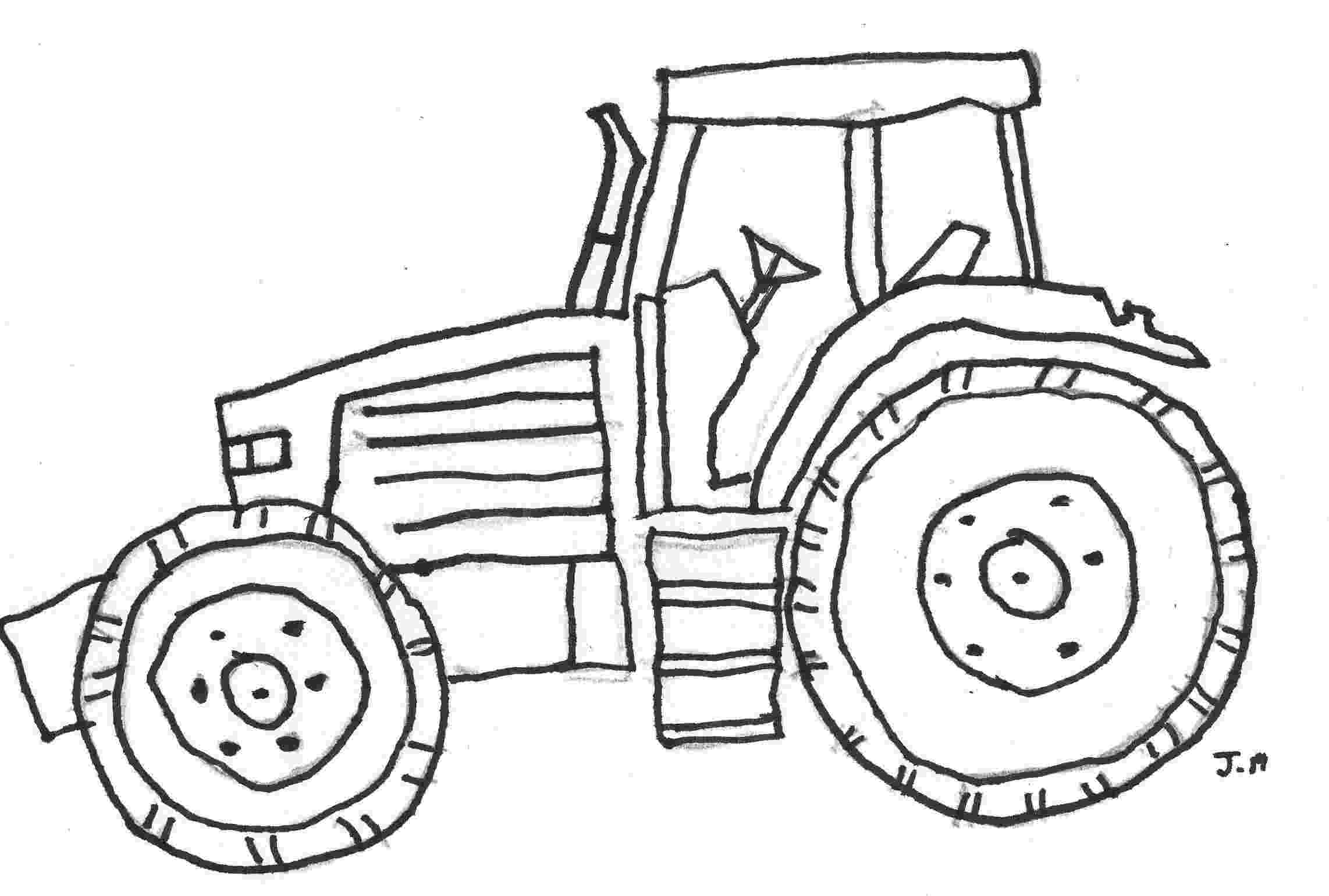 coloring pages of tractors tractor coloring pages to download and print for free pages of coloring tractors