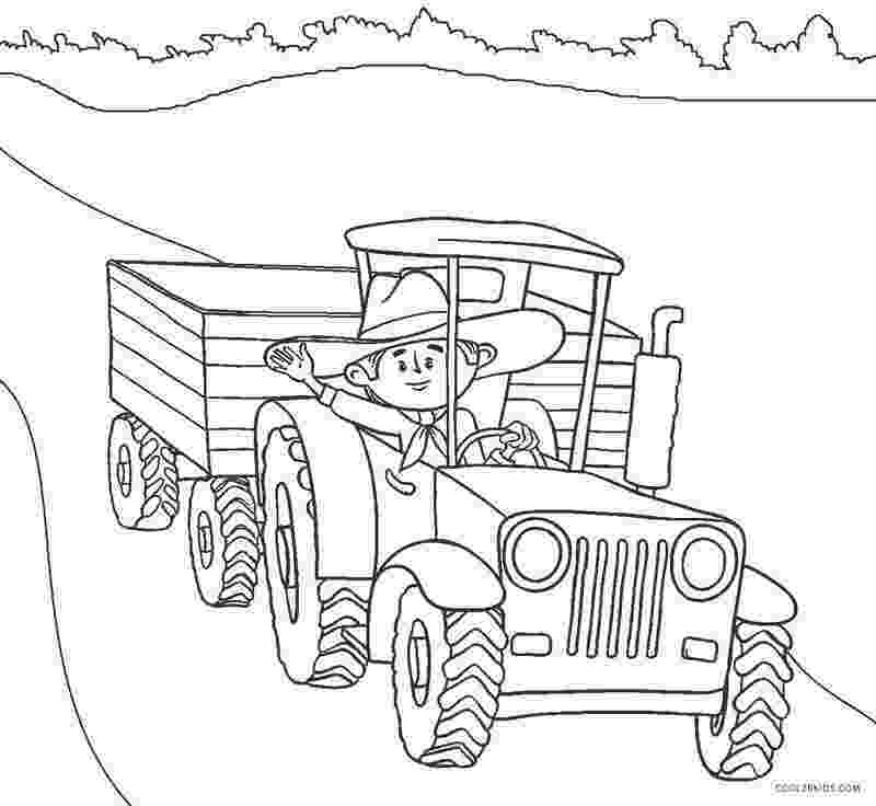 coloring pages of tractors tractor coloring pages to download and print for free tractors coloring of pages