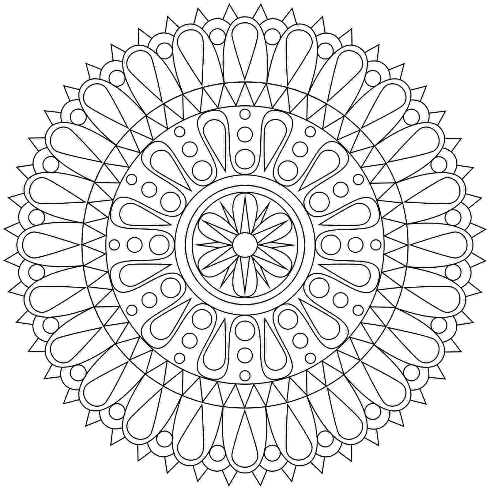 coloring pages patterns don39t eat the paste pattern and mandala coloring page patterns coloring pages