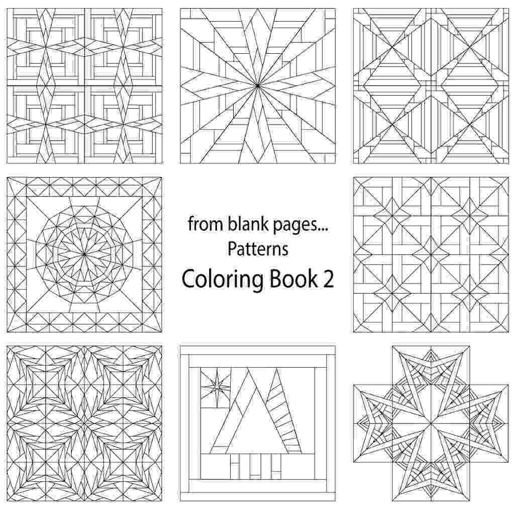 coloring pages patterns free printable geometric coloring pages for adults pages coloring patterns