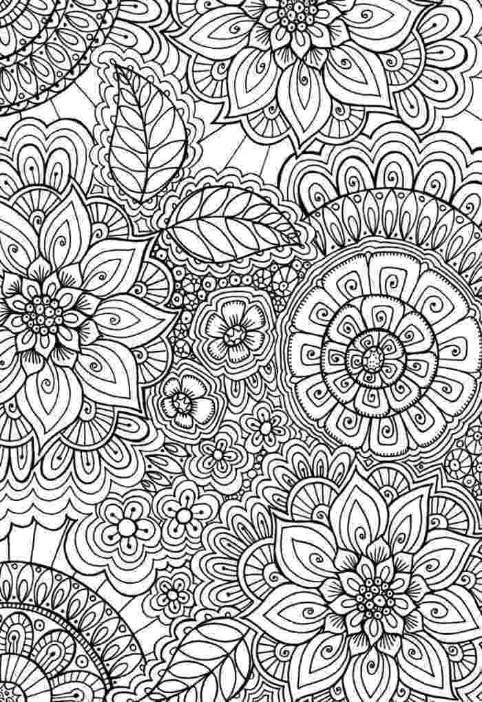 coloring pages patterns sunflower free pattern download hobbycraft blog coloring patterns pages