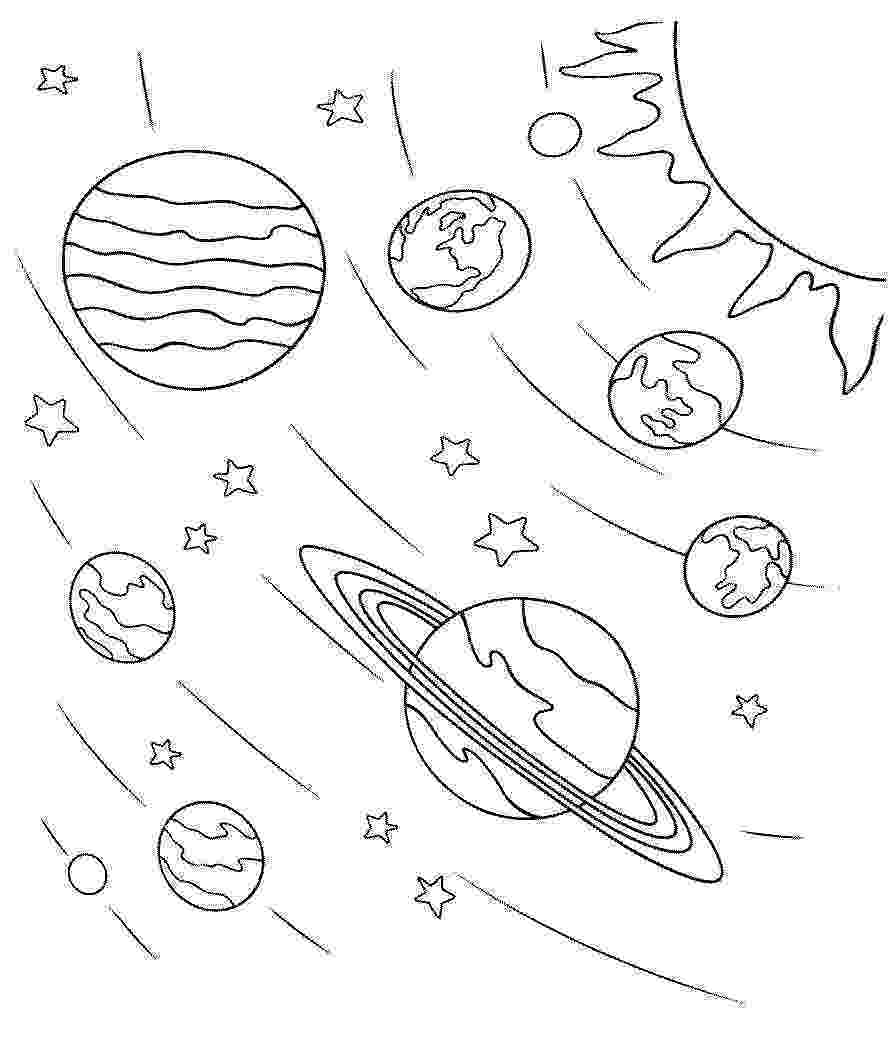 coloring pages planets free printable planet coloring pages for kids pages coloring planets