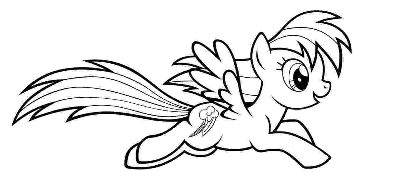 coloring pages rainbow dash my little pony rainbow dash coloring pages dash coloring rainbow pages