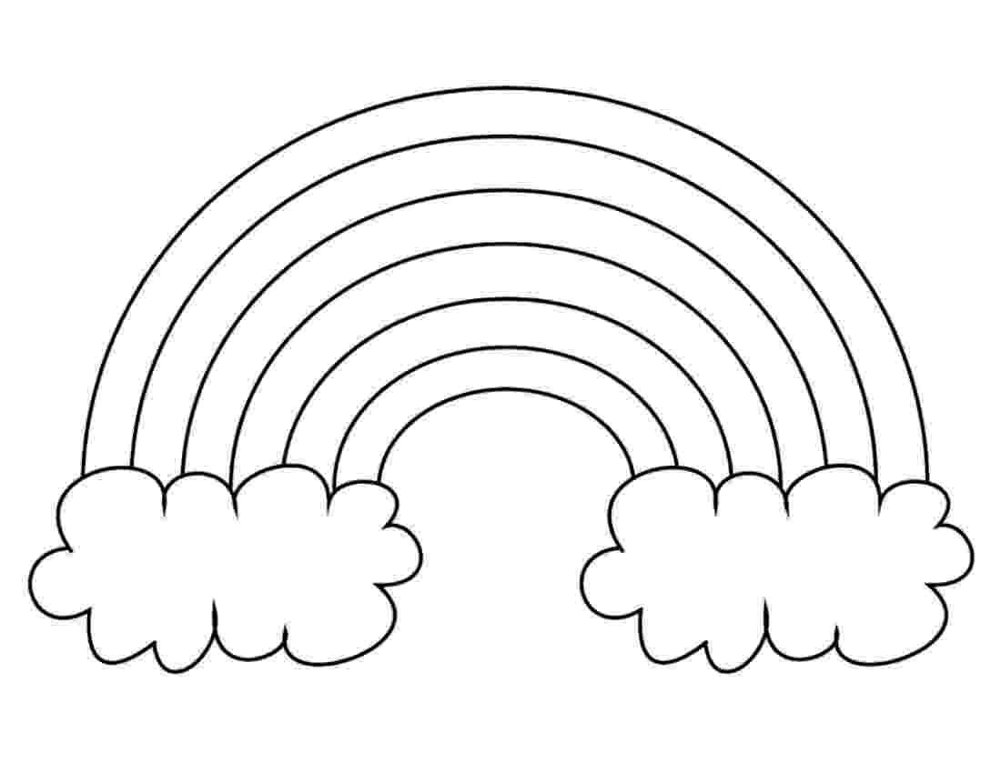 coloring pages rainbow free printable rainbow coloring pages for kids pages rainbow coloring