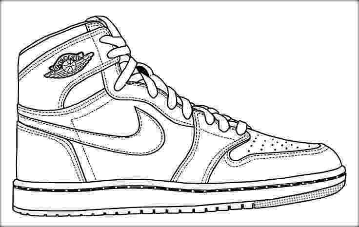 coloring pages shoes jordan shoes coloring pages coloring home coloring shoes pages