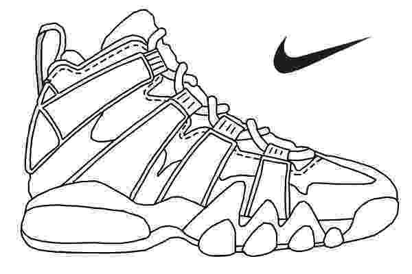 coloring pages shoes jordan shoes coloring pages coloring home pages shoes coloring 1 2
