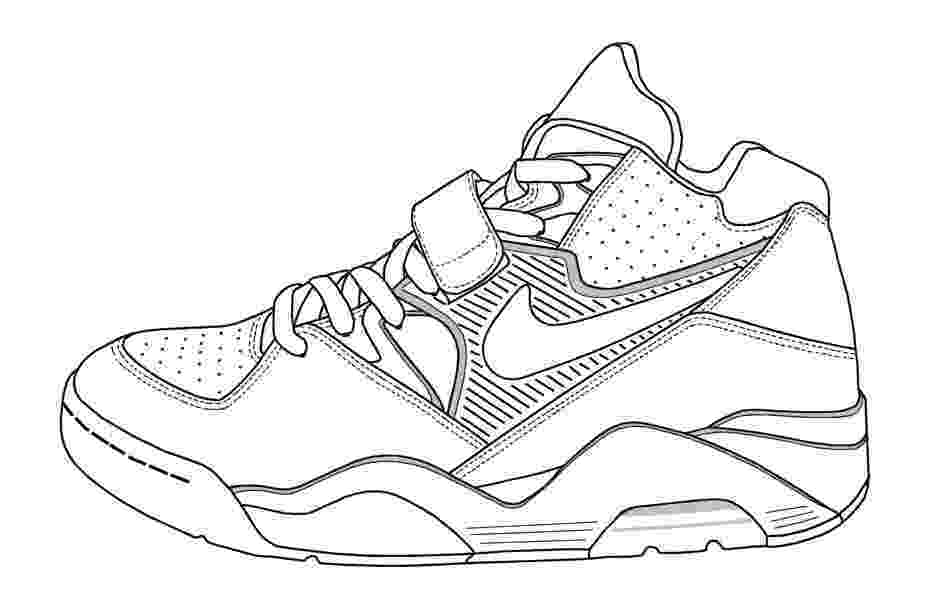coloring pages shoes nike coloring pages coloring home shoes coloring pages